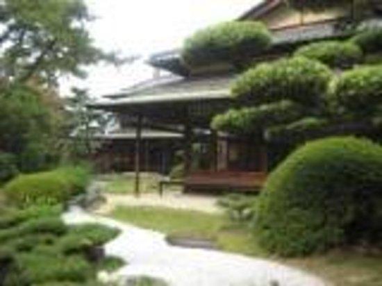 がんこ 岸和田五風荘, 庭