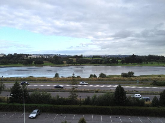 Rochestown Park Hotel: View from the room