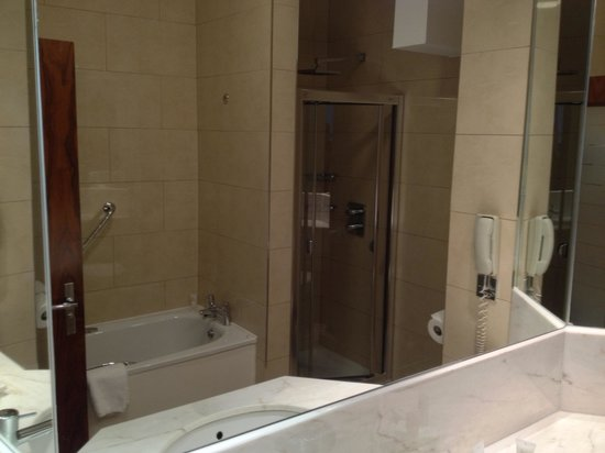 Rochestown Park Hotel: Bathroom