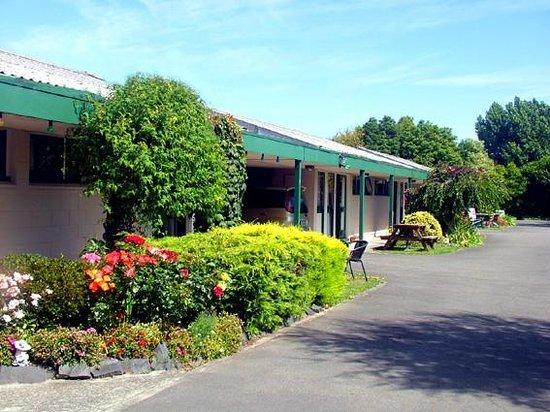 Addington City Motel: Outside Units
