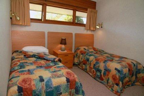 Addington City Motel: Bedroom