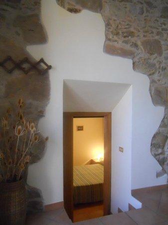 Agriturismo Le Castellare: camera rustico