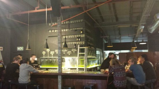 Beerhouse on Long: Twenty beers on tap, and 70 more to choose from!