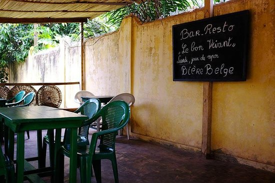 Top 5 restaurants in Kpalime, Togo