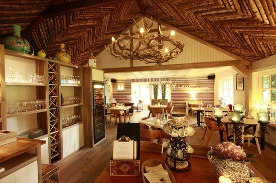 Restaurant 'the Barn'