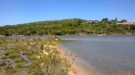 Costa Serena Village: Tra laguna e spiaggia di sabbia!
