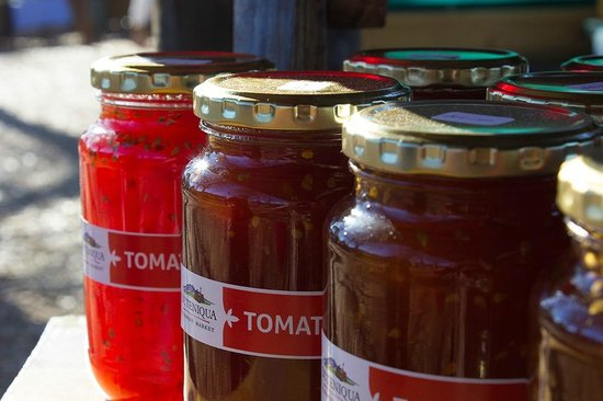 Outeniqua Farmers' Market: Some delicious jam