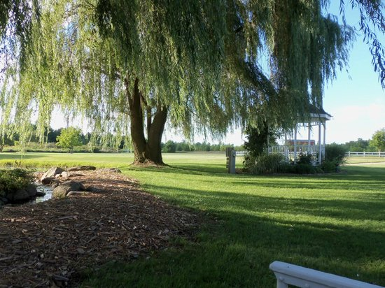 Willow Pond Bed, Breakfast and Events: Peaceful