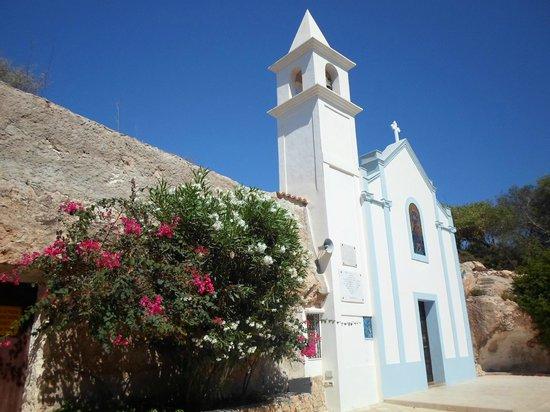 Santuario di Nostra Signora di Lampedusa, Lampedusa