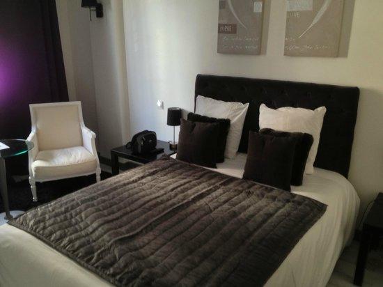 Hotel Gallia : Room