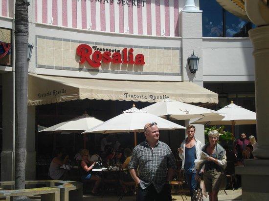 Trattoria Rosalia's: Trattoria Rosalia