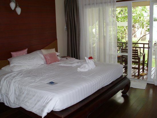 Koh Chang Paradise Resort & Spa: Bett!