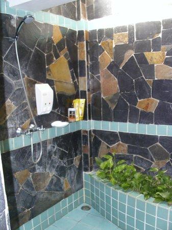 Koh Chang Paradise Resort & Spa: Dusche