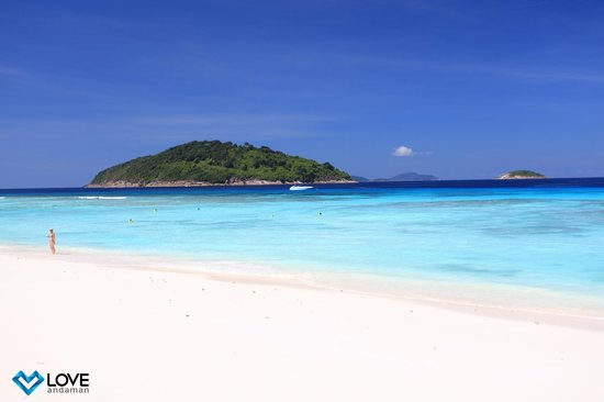 Love Andaman: Similan Island No.4, the most beautiful beach