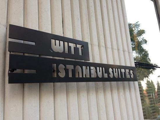 Witt Istanbul Suites: witt