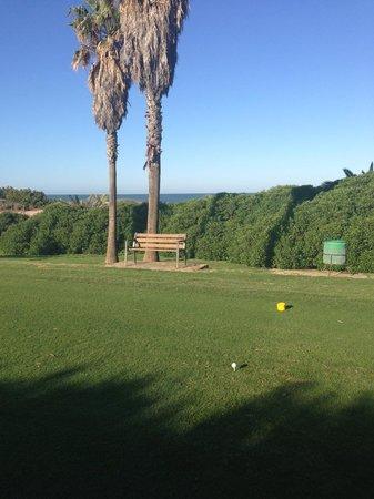 Elba Costa Ballena Beach Hotel: GOLF