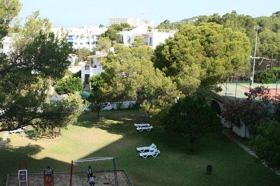 Hotel Abrat: parco per bambini