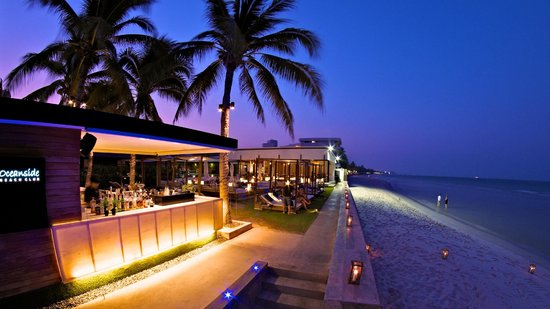 Oceanside Beach Club & Restaurant: Oceanside Beach Club and Restaurant