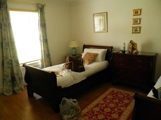 Kilmichael Country House Hotel: Twin bedroom