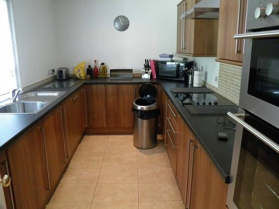 Kilmichael Country House Hotel: Kitchen
