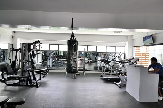 The Tides Boracay: Fitness Center