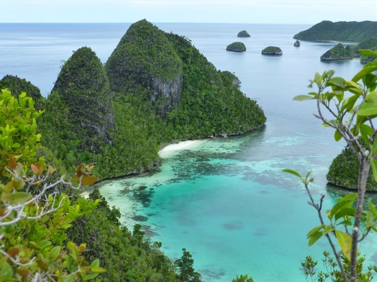 Raja Ampat, Indonesia: A view from the top #3