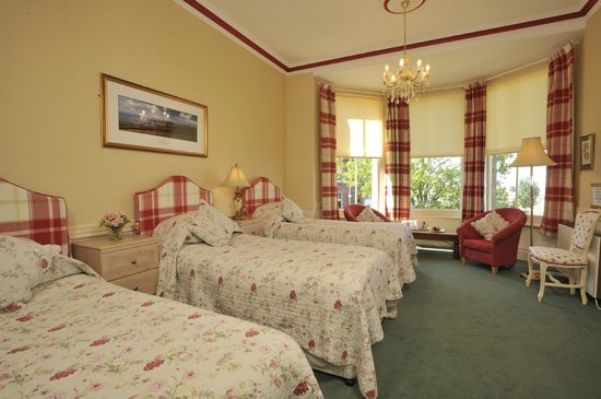 Foxes Hotel : Our Watchet Room