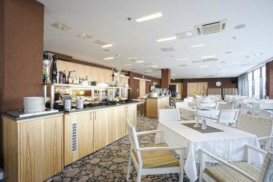 Hotel Euroopa: Restaurant Olive