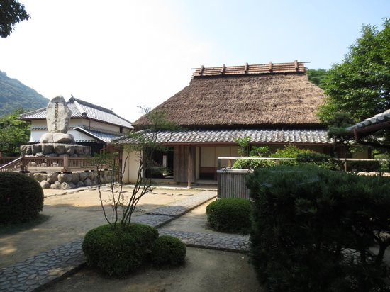 The birthplace of Yataro Iwasaki: 生家全体像