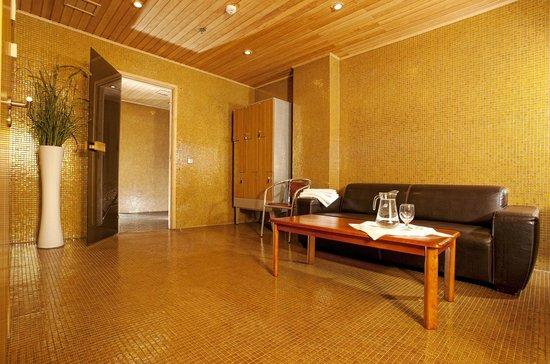 Hotel Euroopa: Sauna