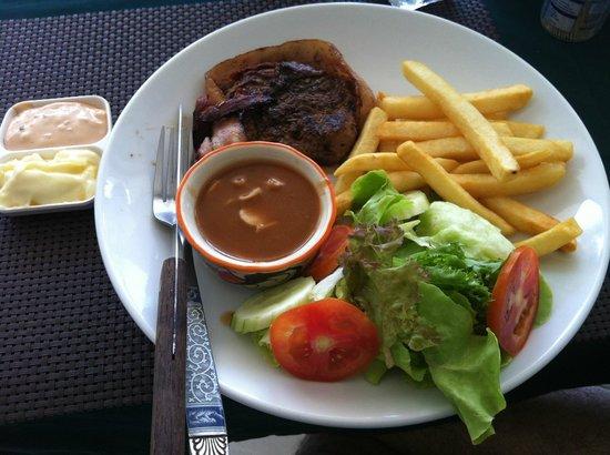 Shambala Restaurant: Fillet Mignon Steak