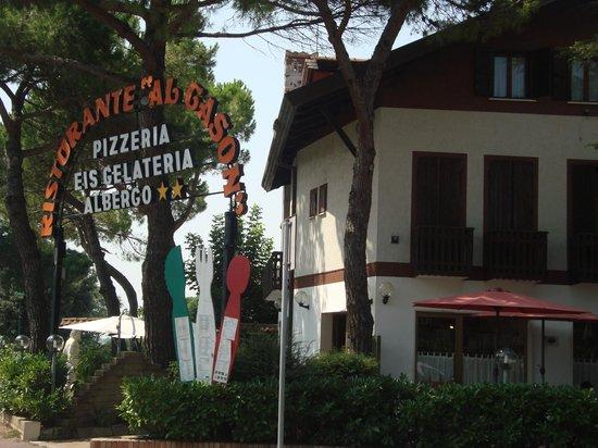 Hotel Al Cason: Esterno