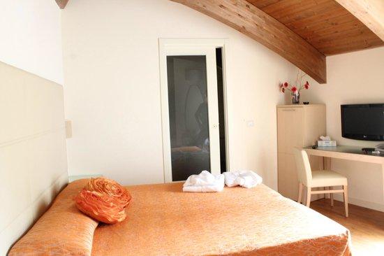 Hotel Il Gabbiano: Camera comfort