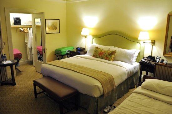 Hotel Drisco: Chambre