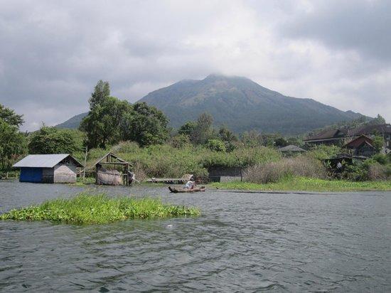 Under the Volcano III: Lake Batur.