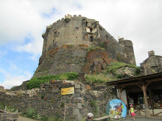 chateau de murol - Picture of Yelloh! Village Le Pre Bas, Chambon ...