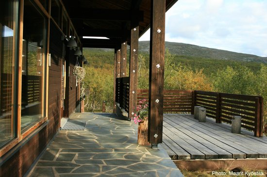 Kilpisjarvi Visitor Centre: Come and enjoy the beautiful Lapland!