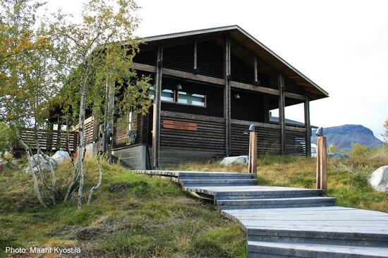 Kilpisjarvi Visitor Centre: Kilpisjärvi Visitor Centre