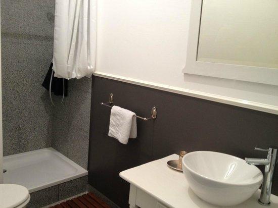 Villa Rossi: Bad / Dusche und WC