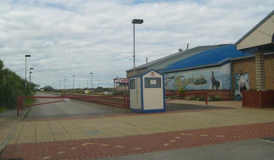 Astrobowl: Car park CLOSED  ..