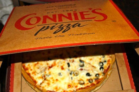 Connie's Pizza: Deliciousness!
