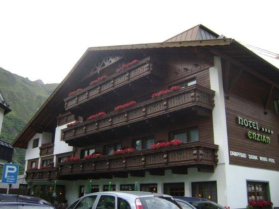 Enzian Hotel: gezellig hotel