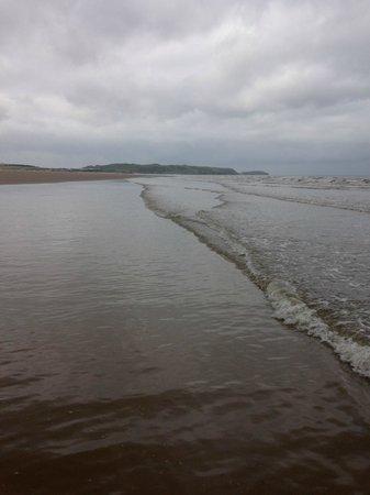Welsh Welcome: Beach