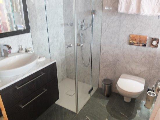 San Gian Hotel: Bathroom