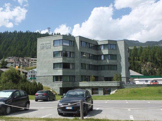 San Gian Hotel: Hotel
