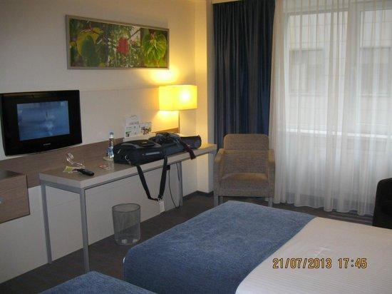 Holiday Inn St. Petersburg Moskovskiye Vorota: camera