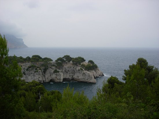 La Garrigue: Cassis