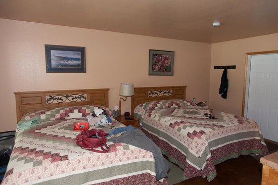 Chilkoot Haven: Bedroom