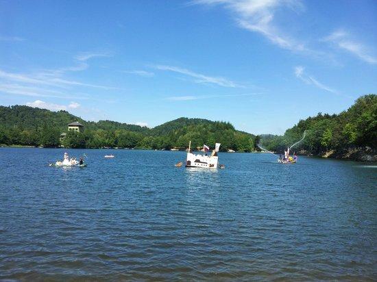 Pocuvadlo Lake