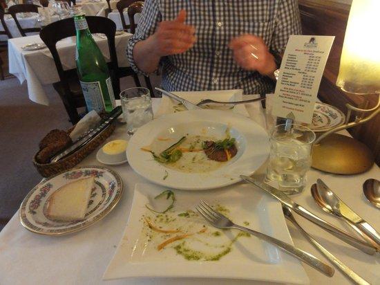 Ristorante Rinuccini: such lovely tagliata steak